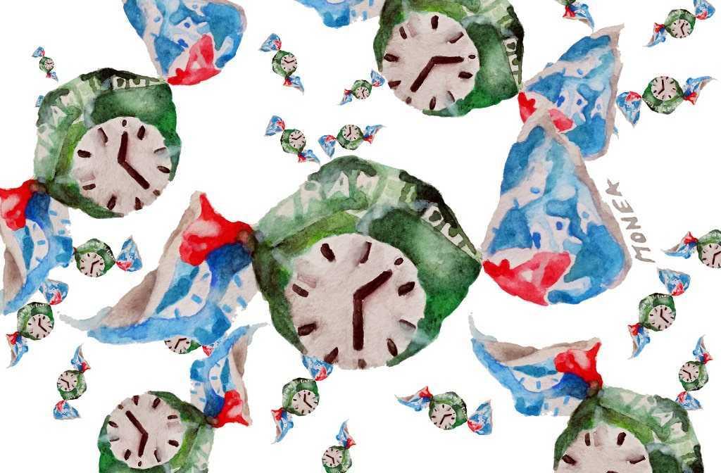 Caramelos Media hora