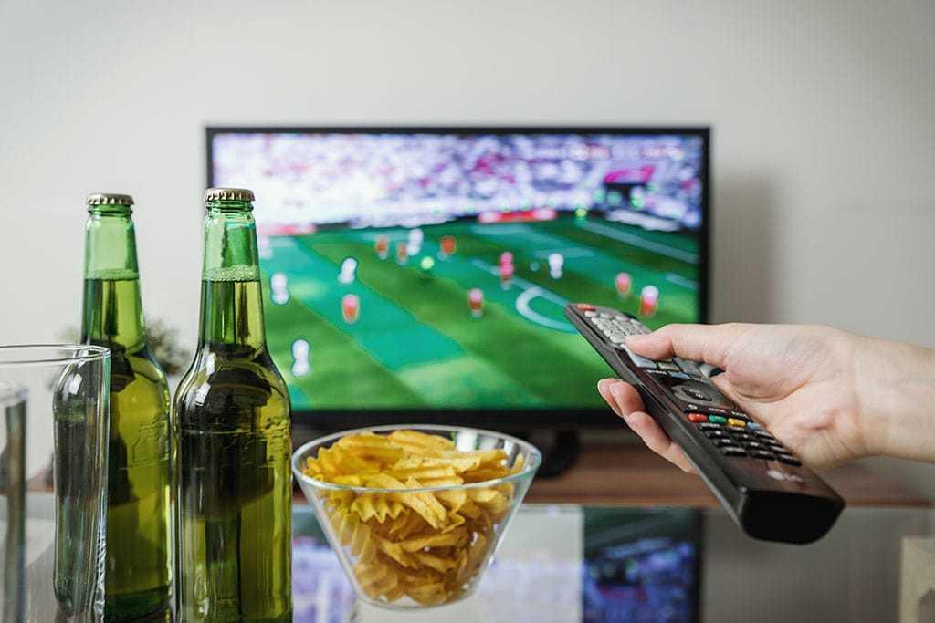 Comidas y vinos para el Mundial