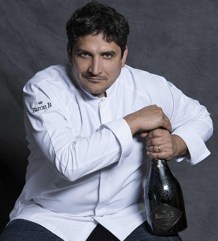 Baron B presenta el ciclo Cuisine D'Excellence para conocer a fondo a los mejores cocineros 1