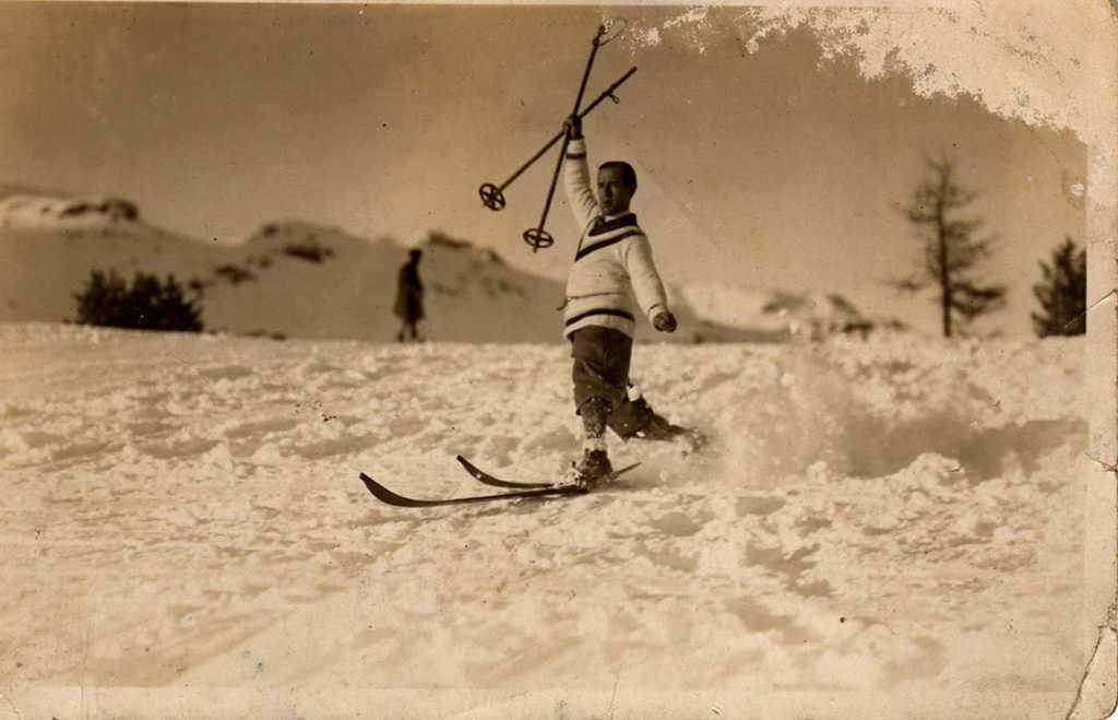 Horacio Gramajo fue un gran deportista