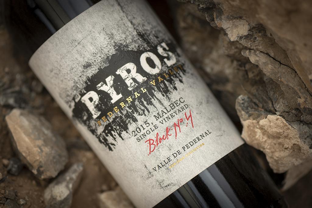 Pyros Single Vineyard Malbec 2015