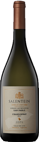 Salentein Single Vineyard Chardonnay 2017