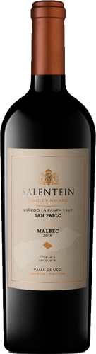 Salentein Single Vineyard Los Jabalíes Malbec 2017