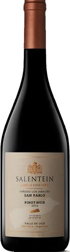 Salentein Single Vineyard Los Jabalíes Pinot Noir 2016
