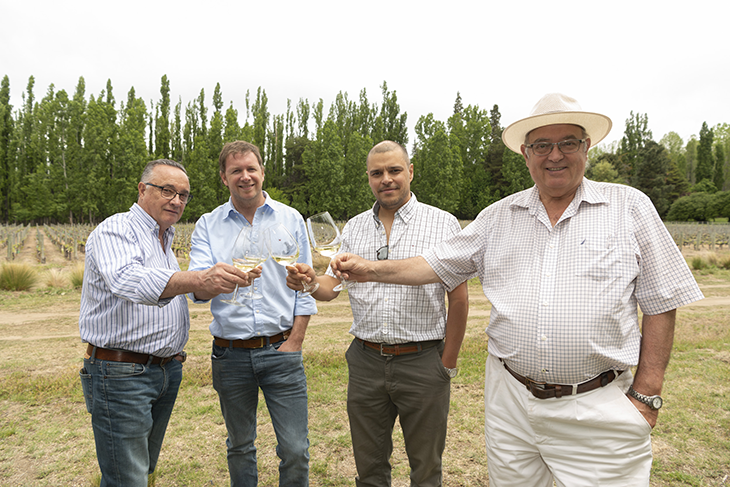 Salentein Winemaking Team