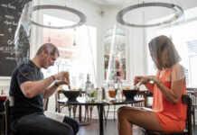 reapertura de bares y restaurantes