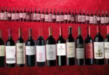 vinos Cabernet Sauvignon