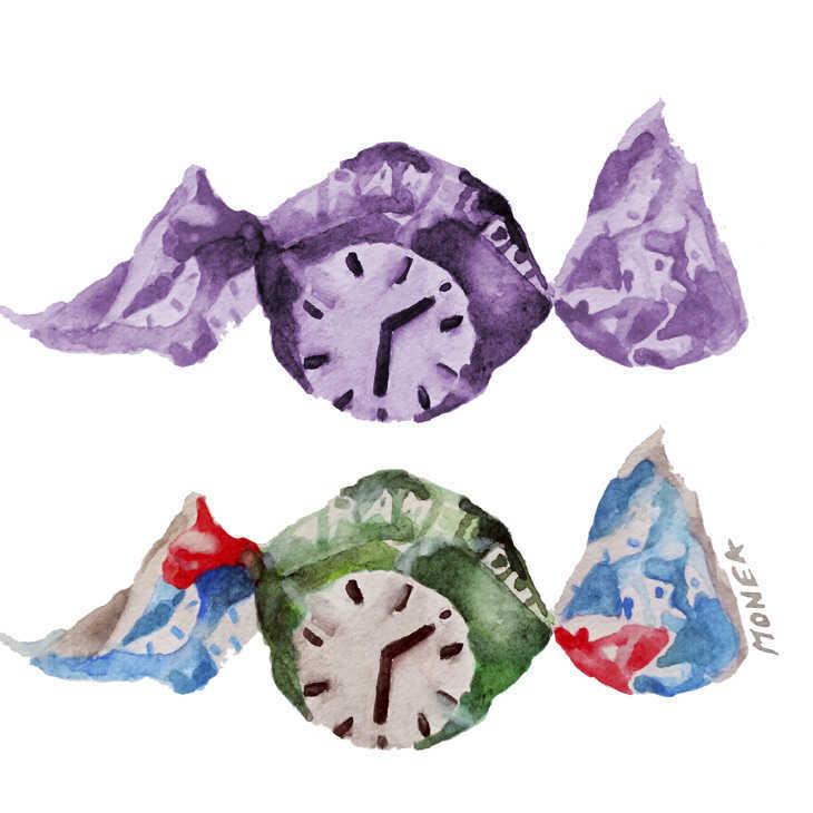 Caramelos Media Hora: pasado, presente y ¿futuro? de una golosina sin tiempo 1