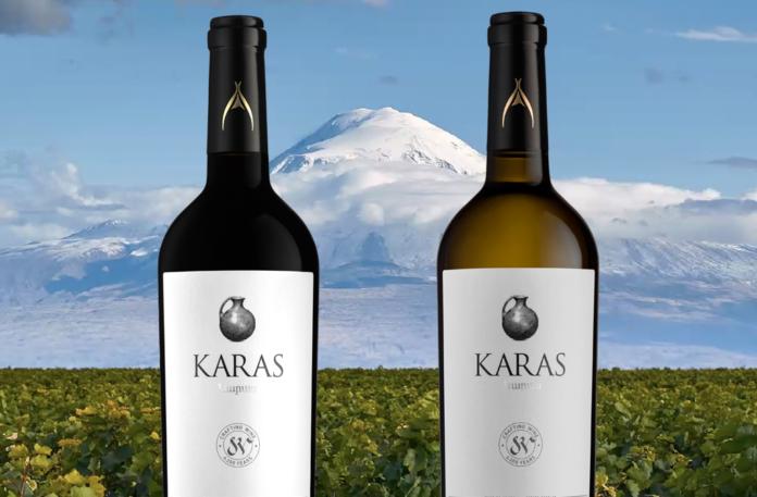 vinos armenios