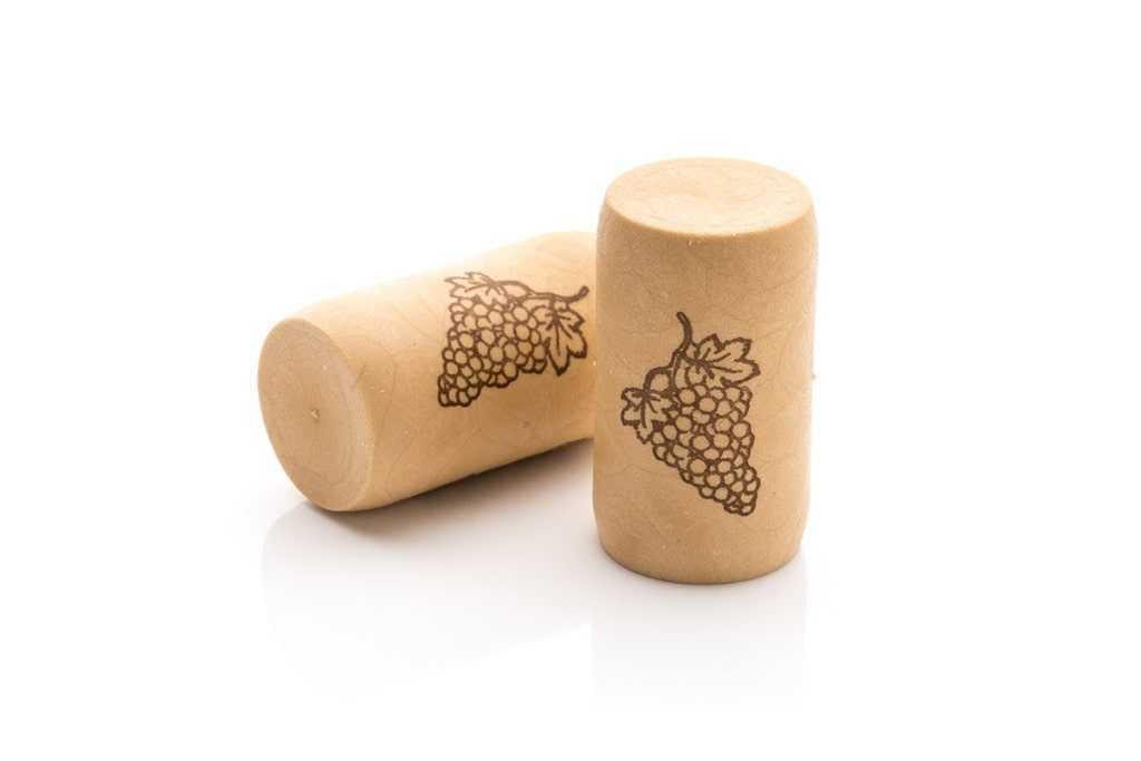 vinos con tapón sintético