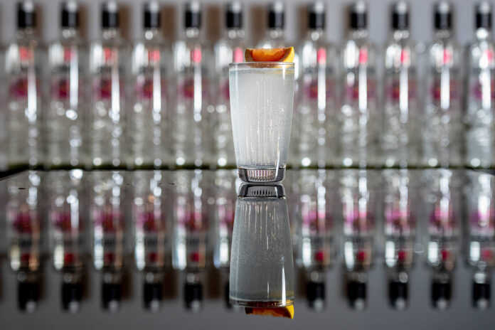 Vodka Sernova Natural Flavours