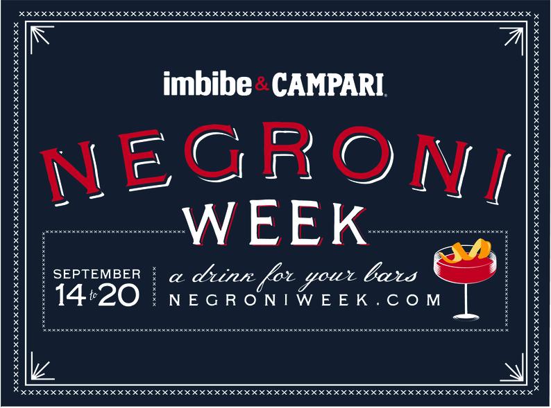 Negroni Week 2020