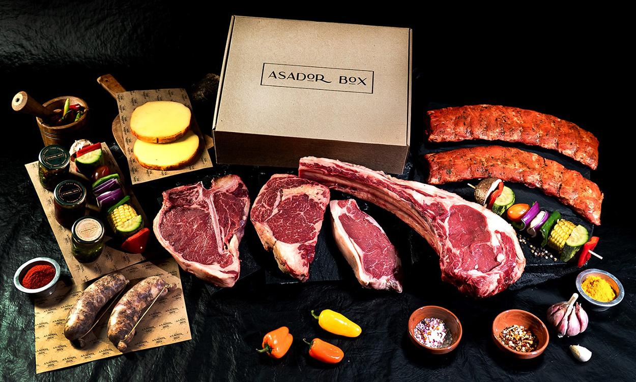 Asador Box