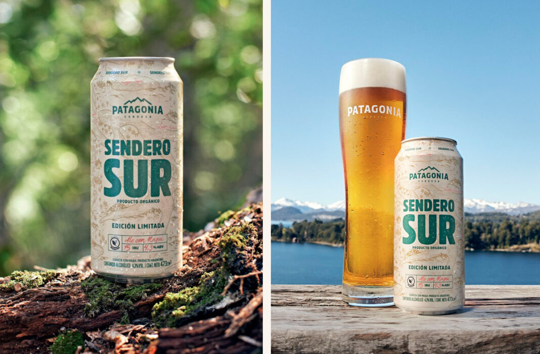 cerveza patagonia sendero sur