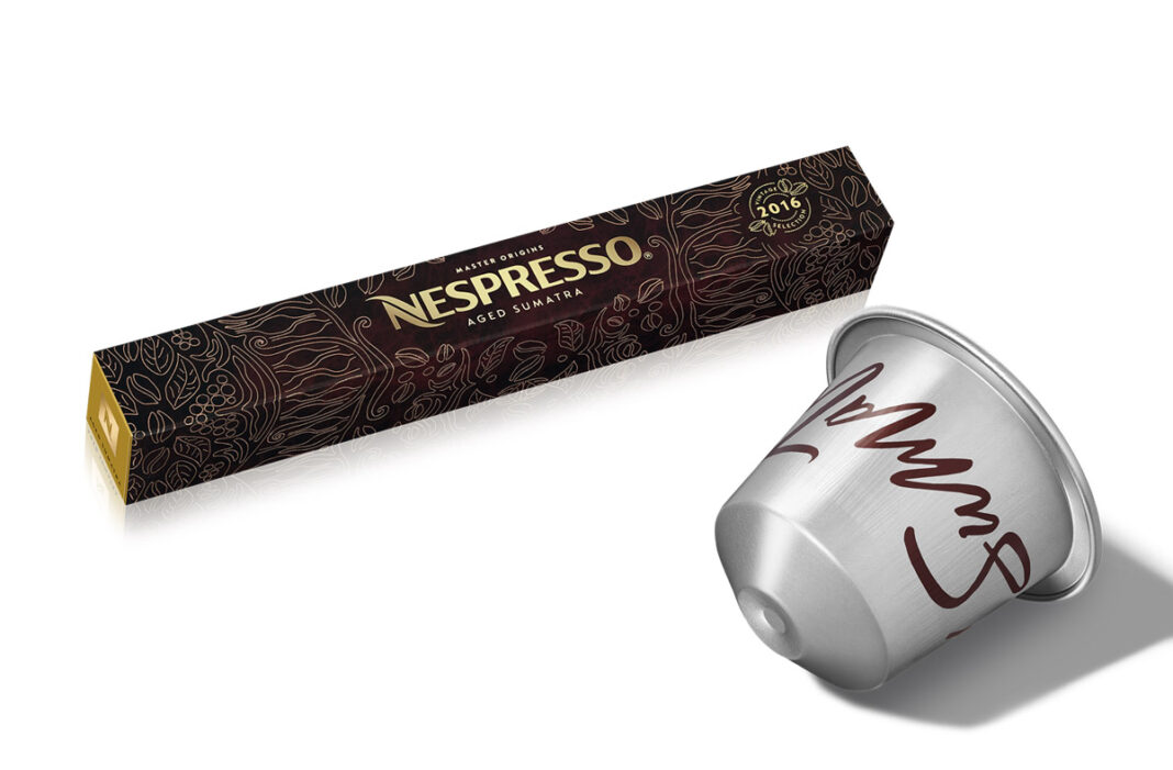 Nespresso Limited Edition Sumatra