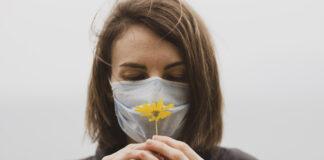 pérdida de olfato