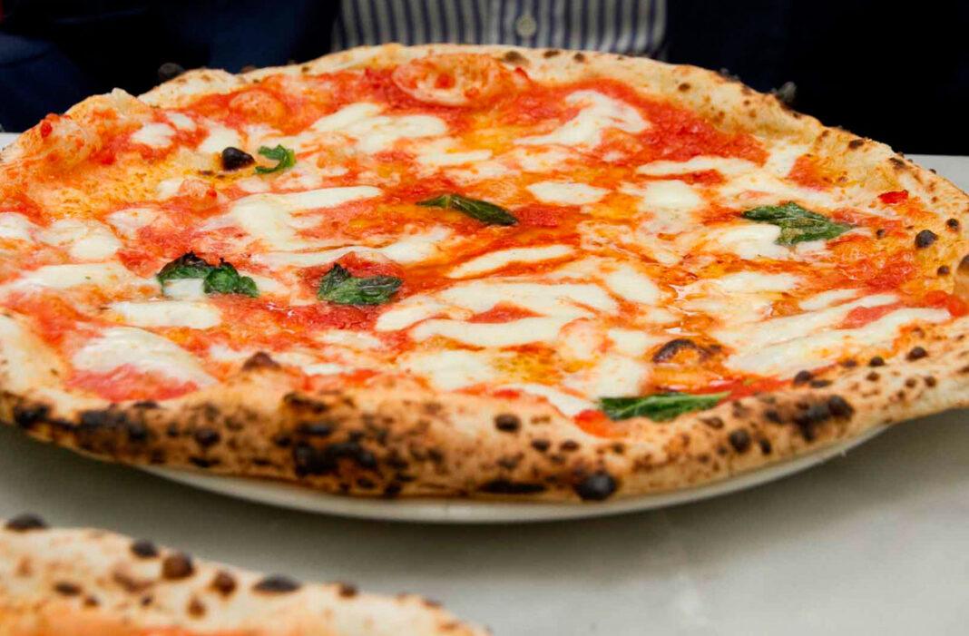 almacén de pizzas