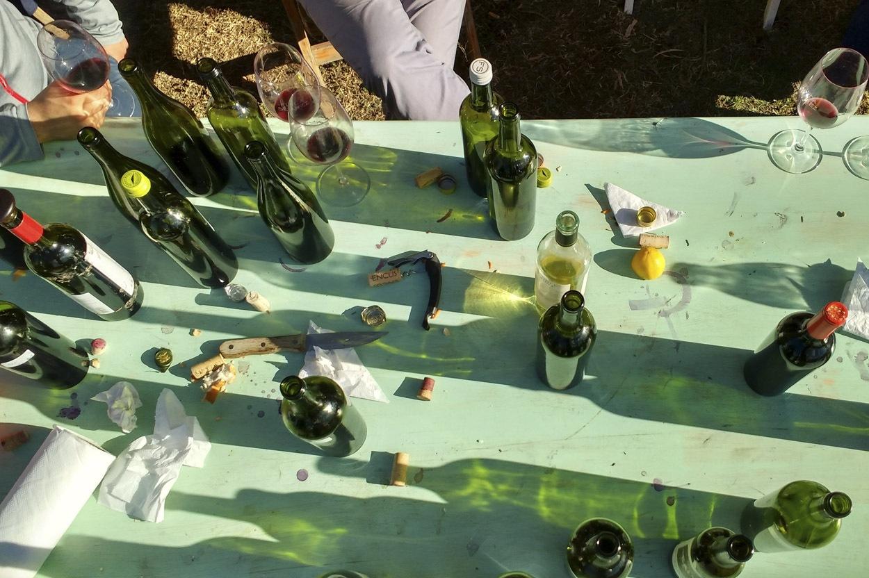 día del vino argentino