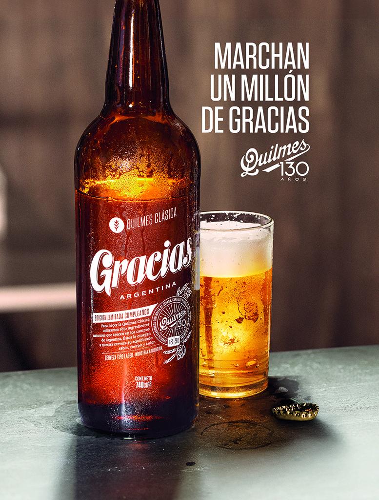 130 años de Cerveza Quilmes: el sabor del encuentro entre el pasado y el futuro 1