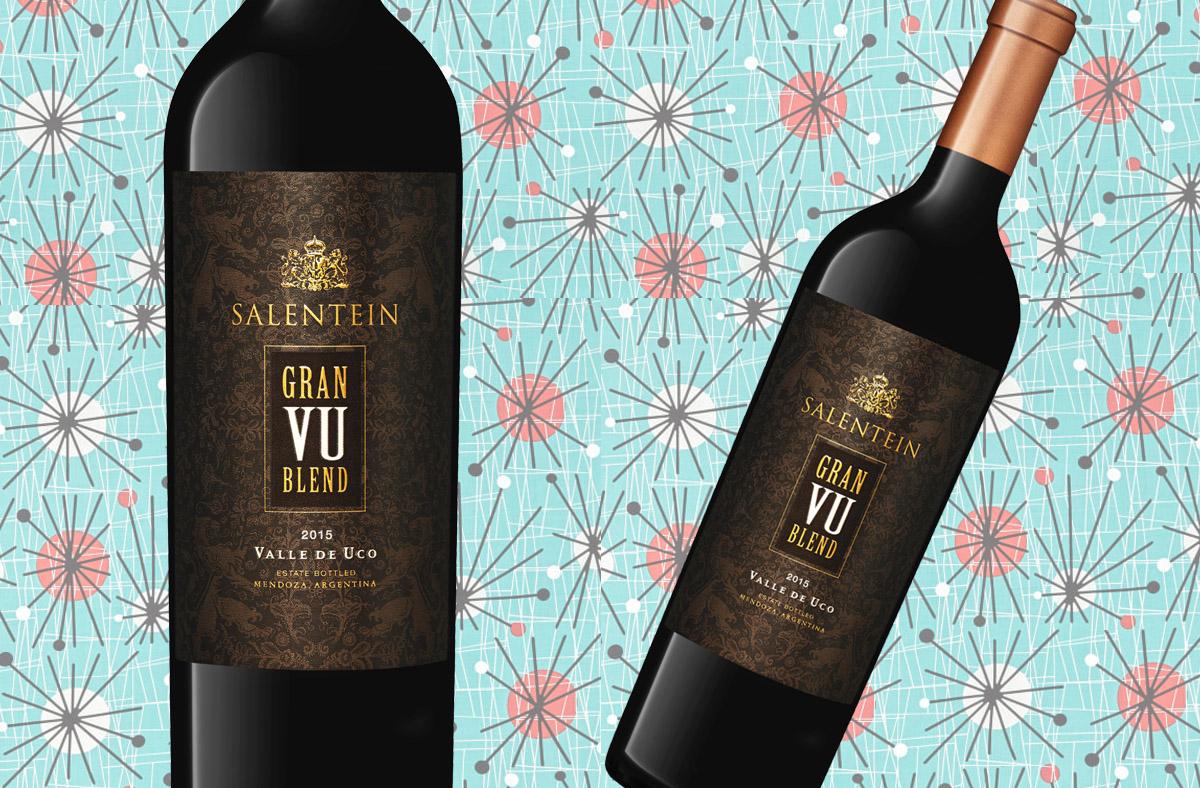 "Salentein Gran Valle de Uco ""VU"" Blend 2015"