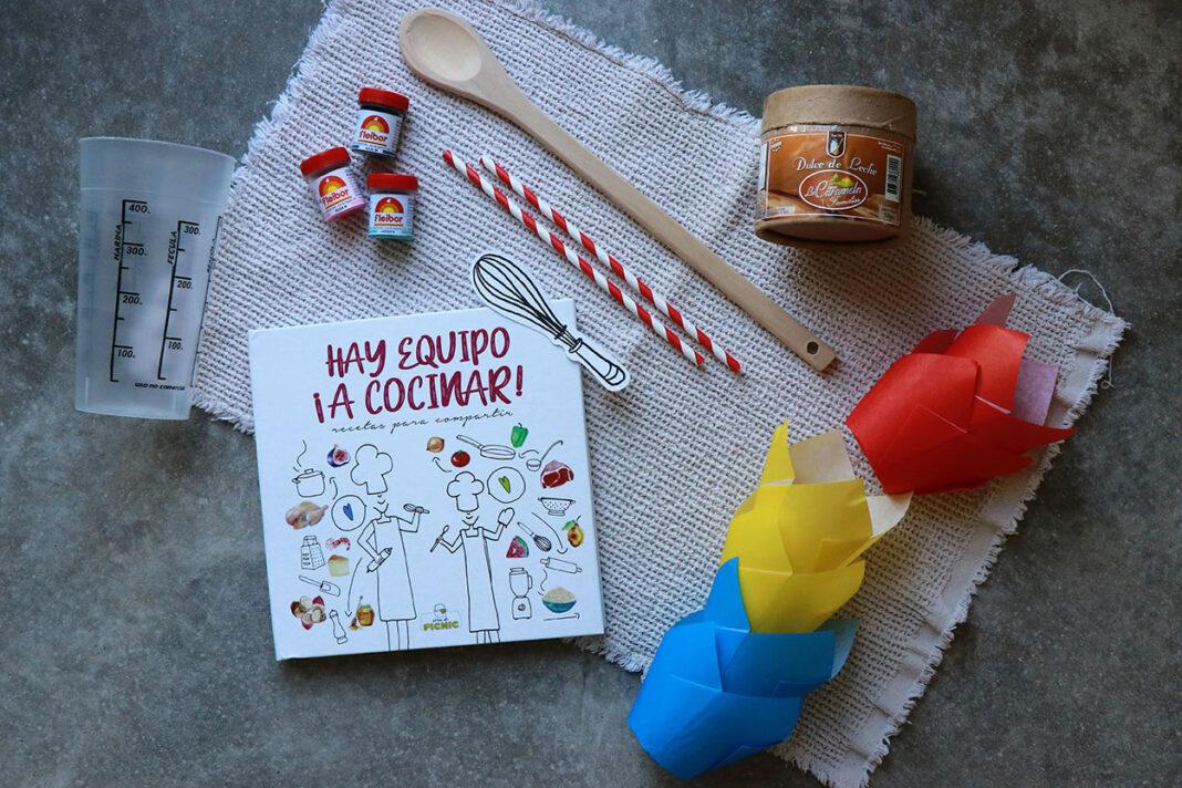 Hay equipo: ¡A cocinar!