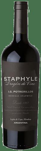 Staphyle Dragón De Vinos Malbec 2019 1