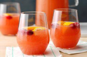5 recetas para celebrar Año Nuevo con exquisitos tragos en jarras 1