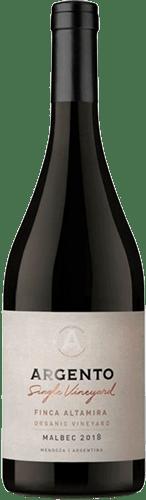Argento Single Vineyard Paraje Altamira Malbec 2019 1
