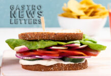 newsletter gastronomía