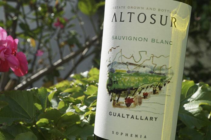 Altosur Sauvignon Blanc 2020