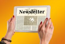 newsletters de gastronomía