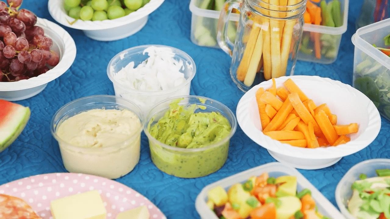 cómo armar la canasta de picnic ideal