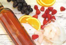 vinos dulces de verano