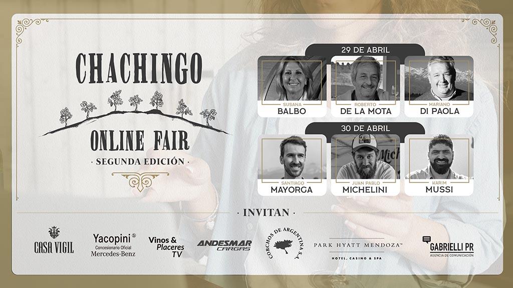 Chachingo Online Fair 2021