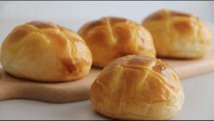 La receta del pan de papa que es una papa 1
