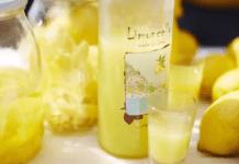 receta de limoncello