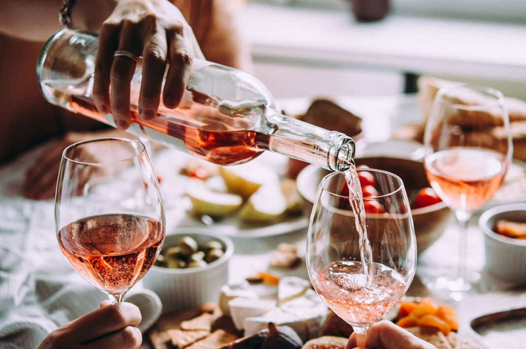 vinos rosados 2021