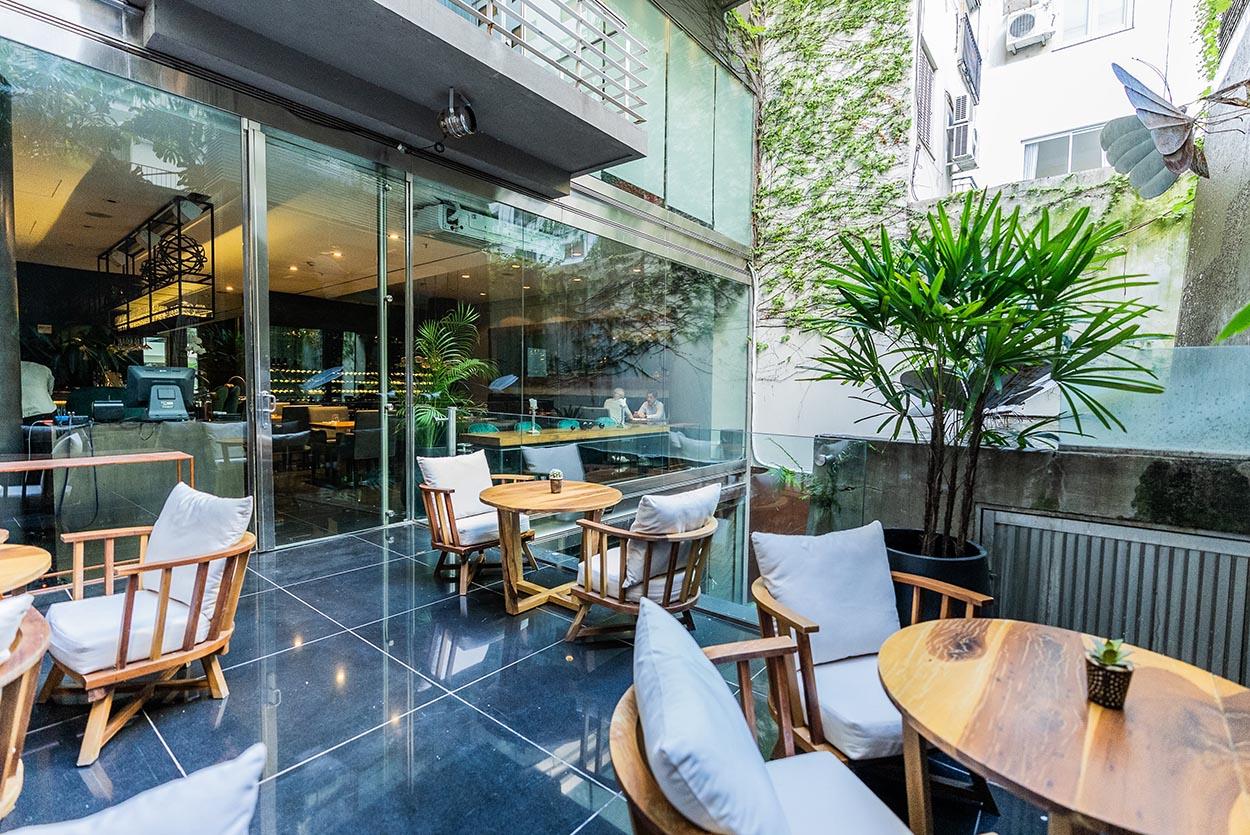 Una oficina donde comer: los restaurantes se reinventan como espacios de coworking 2