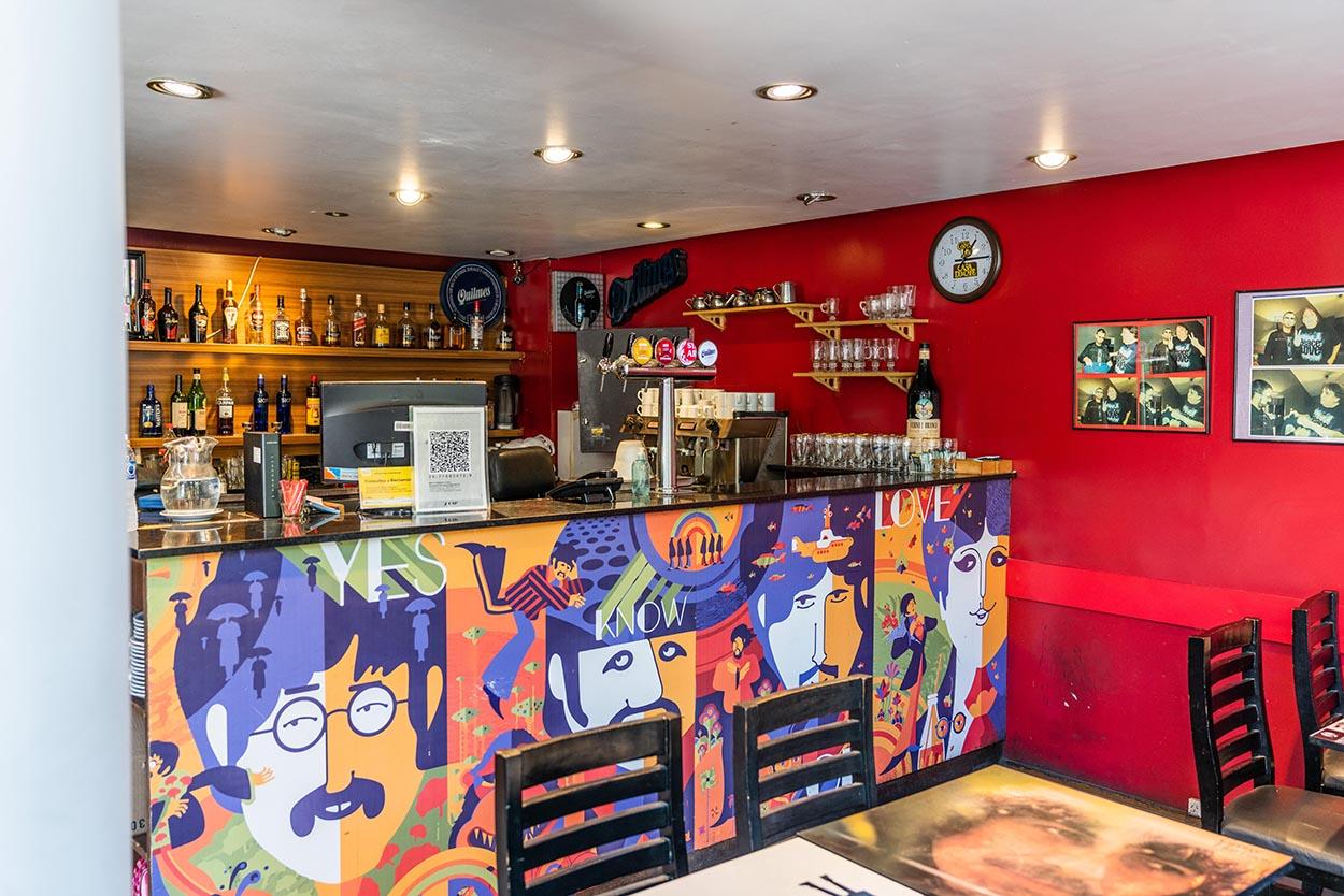 Una oficina donde comer: los restaurantes se reinventan como espacios de coworking 1
