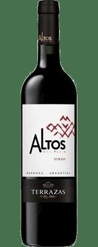 Altos del Plata Syrah 2018 1