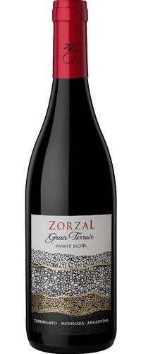 Zorzal Gran Terroir Pinot Noir