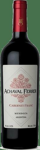 Achával Ferrer Cabernet Franc 2017 1
