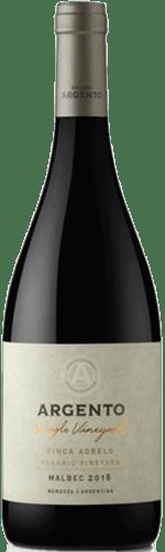 Argento Single Vineyard Cabernet Franc Finca Agrelo 2019 1
