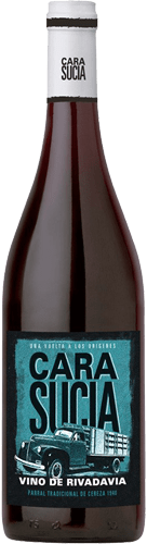 Cara Sucia Vino de Rivadavia Cereza 2020 1
