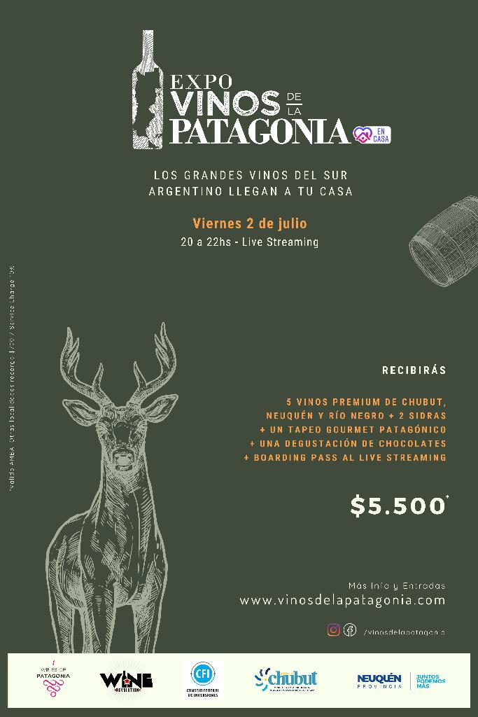Expo Vinos de la Patagonia 2021