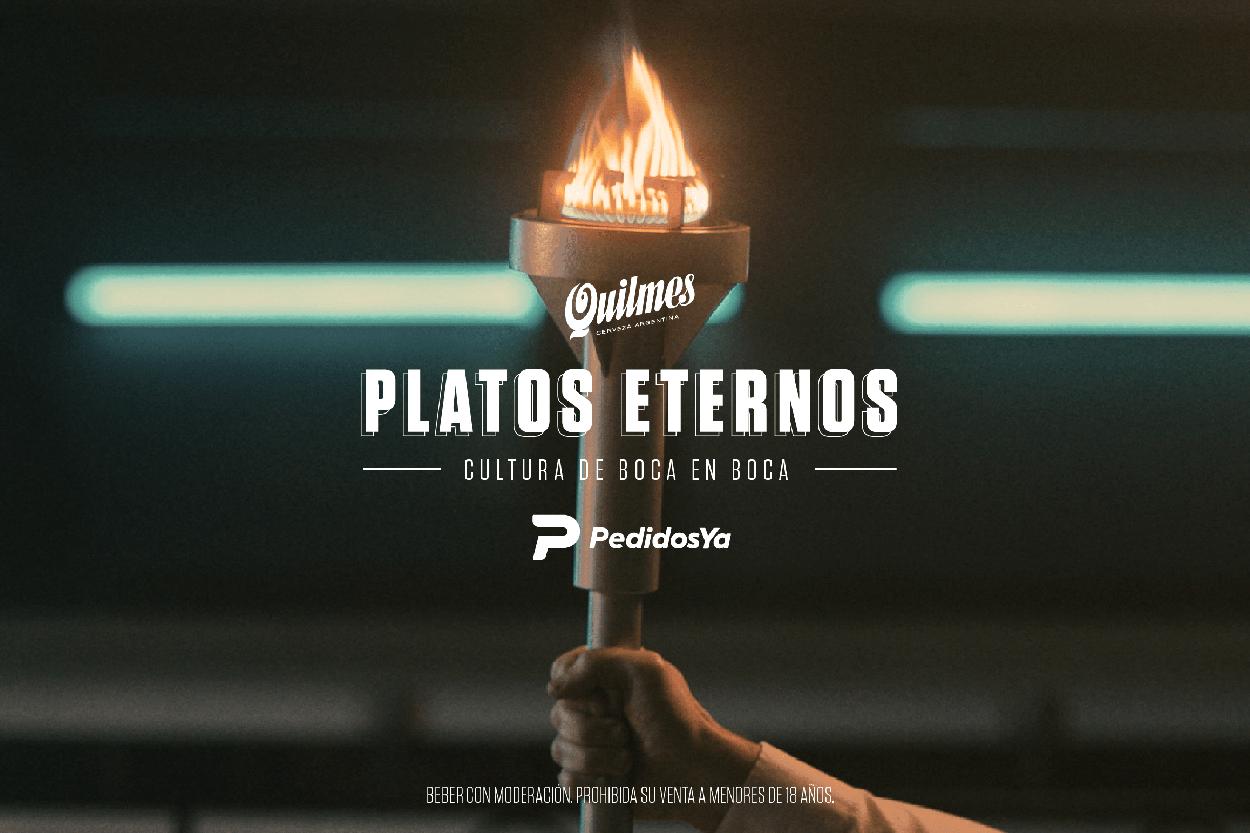 Quilmes Platos Eternos