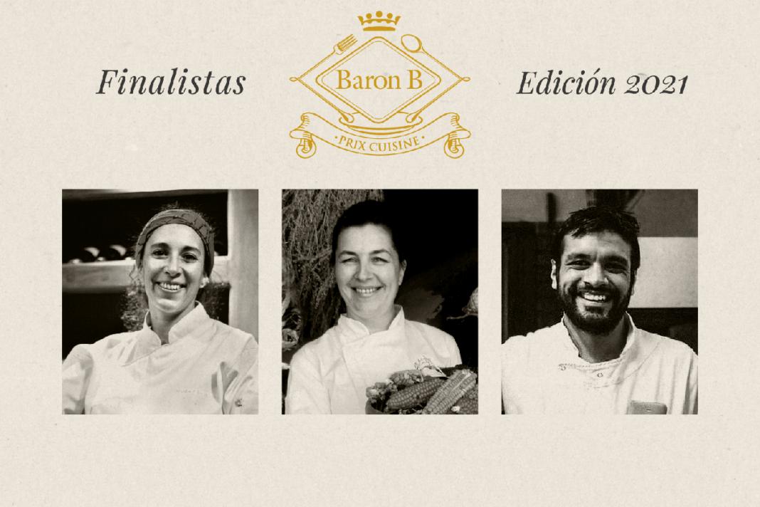 Finalistas Prix de Baron B 2021