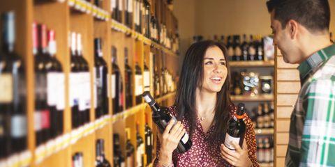 cómo elegir un buen vino