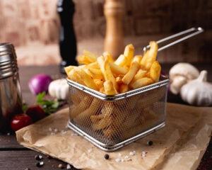 ¿Cómo se hacen las papas fritas caseras? 1