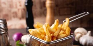 cómo se hacen las papas fritas